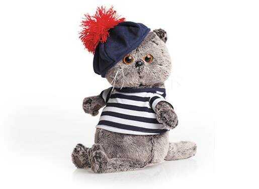 Басик  (кот)-моряк