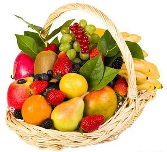 Фрукты-ягоды